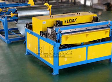 Linia automatyczna BLKMA Auto And Spiral duive machine delievery do Australii